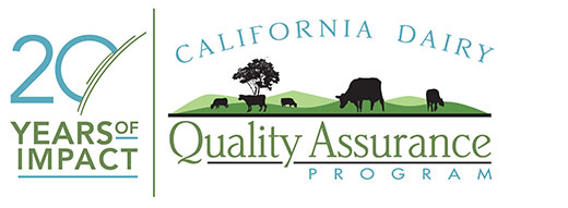 California Dairy Quality Assurance Program