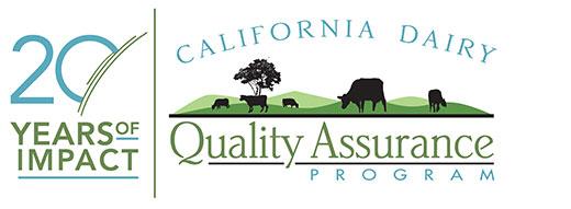 California Dairy Quality Assurance Program