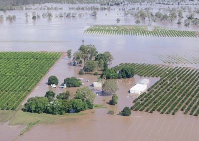 CDQAP Ruminations: Coping with Flooding and Evacuation