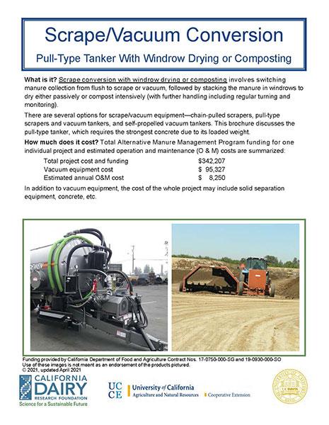 Vacuum Compost Pull-Type