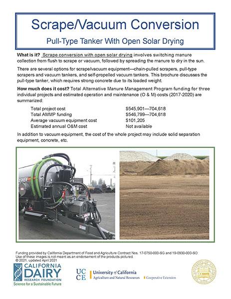 Vacuum Solar Pull-Type