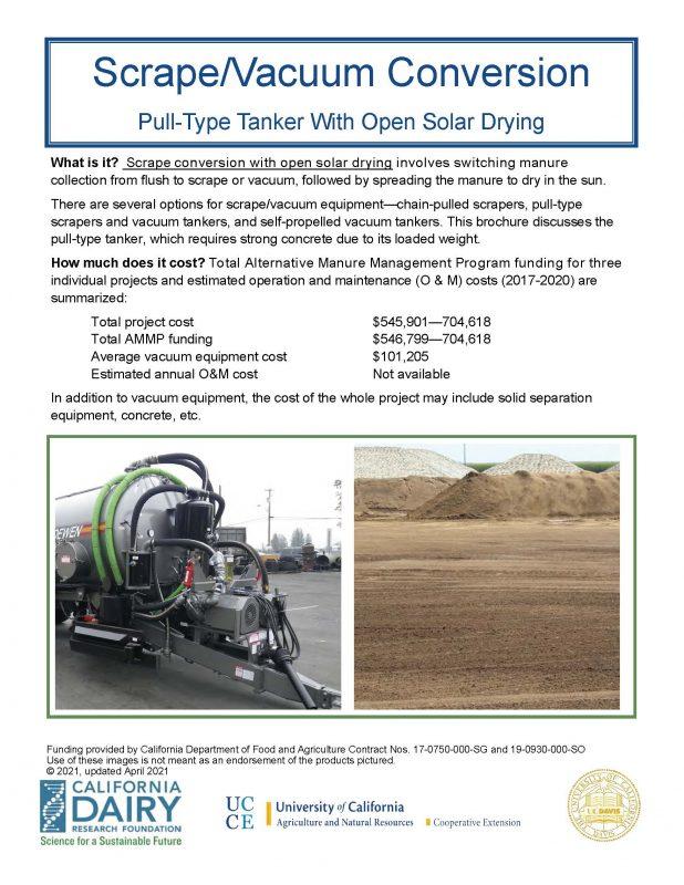 vac solar pull type